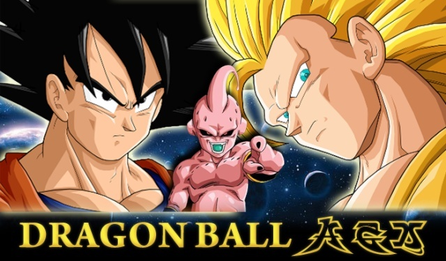 Dragon Ball AGD-SWD