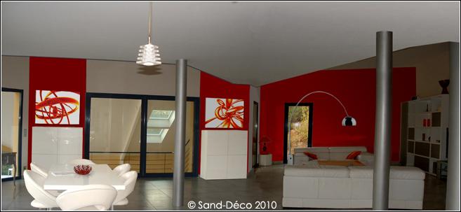 couleur orange pour grand mur mal foutu dans salon page 4. Black Bedroom Furniture Sets. Home Design Ideas