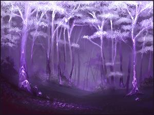 The Glowing Forest