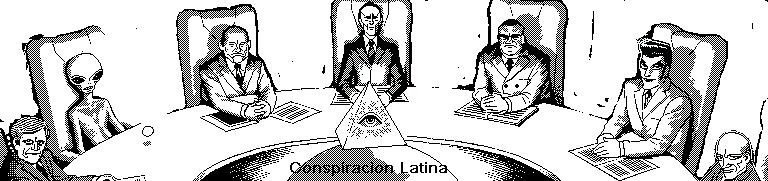 Conspiracion Latina