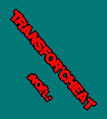 Transfor-Cheat