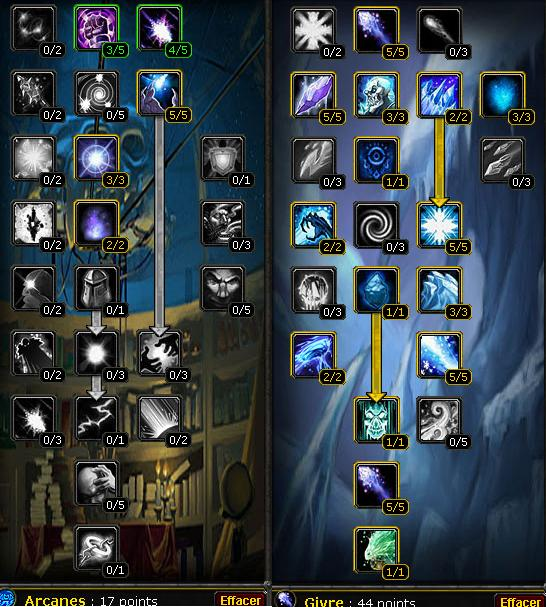 arcane mage 3.3 5 pve guide