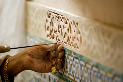 الفن المغربى وروعة النحت على الجبس morocc13.jpg