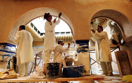 الفن المغربى وروعة النحت على الجبس morocc15.jpg