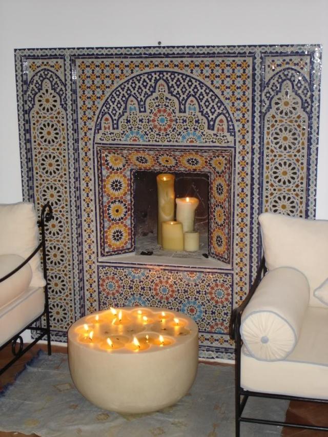 الفن المغربى وروعة النحت على الجبس salone10.jpg