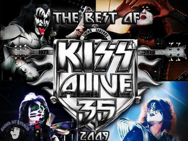kiss alive 35 download