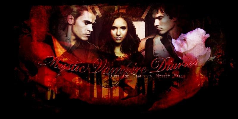 Mystic Vampire Diaries