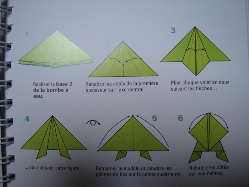 La grenouille sauteuse - Origami grenouille sauteuse pdf ...