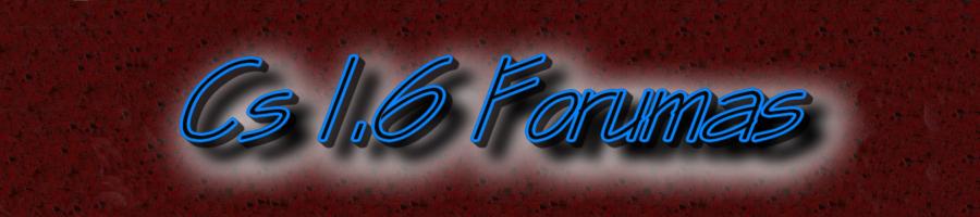 Cs 1.6 Forumas